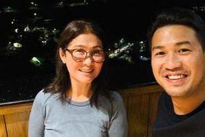 Phillip Nguyễn lần đầu công khai ảnh chụp chung với mẹ ruột 'trâm anh thế phiệt' người Philippines