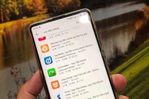'Khi có sandbox, cơ quan quản lý có thể yêu cầu gỡ các app tín dụng đen'