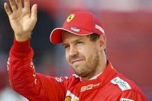 Vettel chia tay Ferrari sau 5 năm gắn bó