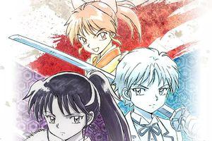 Con gái Inuyasha thay cha phiêu lưu trong loạt anime mới