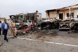 Nổ bom liên tiếp tại Afghanistan
