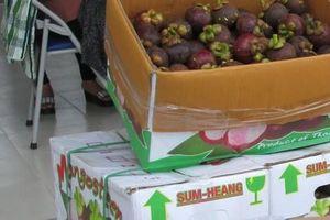 Măng cụt Thái Lan ngập chợ, người Việt ăn mà không biết