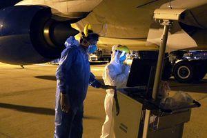 274 công dân trở về từ Malaysia được cách ly ở Đà Nẵng âm tính với SARS-CoV-2