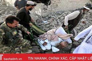Đánh bom tự sát tại đám tang ở Afghanistan, ít nhất 50 người thương vong
