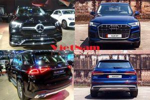 So sánh Audi Q7 55 TFSI và Mercedes-Benz GLE 450 4Matic?