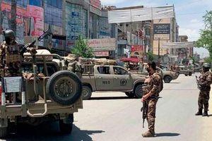 Chiến sự Afghanistan 'nóng' trở lại: Đòn giáng vào thỏa thuận Mỹ - Taliban