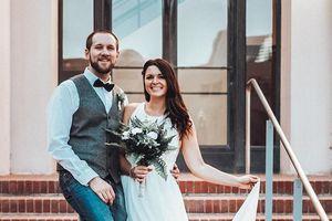 Cô gái kết hôn với ân nhân cứu mình trong vụ xả súng ở Las Vegas