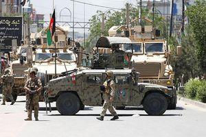Cảnh báo về bất ổn an ninh ở Afghanistan