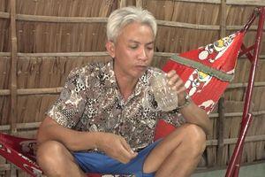 Ông Minh vớt rác mắc bệnh hiểm nghèo
