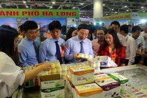 Khai mạc Hội chợ OCOP Quảng Ninh - Hè 2020