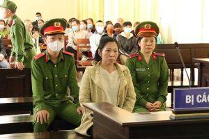 Chém chết 3 bà cháu rồi chôn xác phi tang, nữ hung thủ lĩnh án chung thân