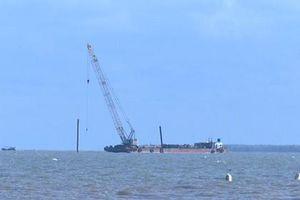 Bạc Liêu: Hàng trăm ngư dân tố Dự án Điện gió Tân Thuận- Cà Mau thi công gây ảnh hưởng đến luồng lạch cửa biển Gành Hào