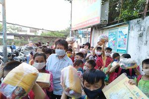 Cửa hàng 0 đồng tại Kiên Giang và tặng quà các nơi
