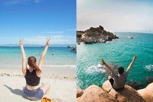 Vừa phát hiện một hòn đảo cực hoang sơ ở Việt Nam: Chưa cần chỉnh màu đã sở hữu làn nước xanh trong vắt, trông chẳng khác nào Maldives!
