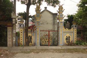 Hai đền thờ danh nhân đất Việt