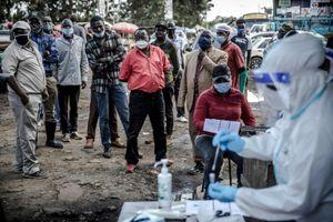 WHO: Hơn 200 triệu người ở châu Phi có thể nhiễm Covid-19