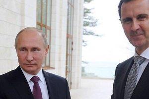 Chưa muốn thay đổi 'cuộc chơi' ở Syria, Nga sẽ không 'quay lưng' với TT Assad