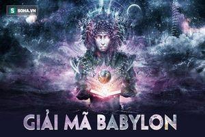 Vì sao vòng tròn lại có 360 độ, là người Babylon vĩ đại hay thiên tài Hy Lạp tìm ra?