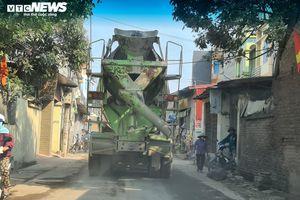 Đoàn xe quá tải như hung thần hoạt động ngày đêm, dân Bắc Ninh khốn khổ