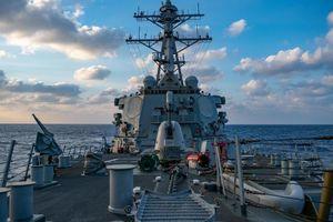 Trung Quốc hung hăng ở Biển Đông, máy bay, tàu Mỹ liên tục xuất hiện