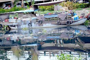 TP.HCM: Rác thải, ô nhiễm 'bức tử' nhiều dòng kênh