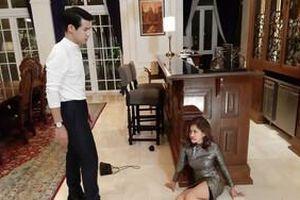 Nam diễn viên Nut Devahastin xin lỗi bạn diễn Koy Rachwin vì những cảnh bạo lực khiến cô bị bầm tím ở tập 6 'My Husband In Law'