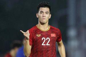 Tiến Linh, Quang Hải được AFC lựa chọn tốt nhất U23 Việt Nam tại U23 Châu Á 2020