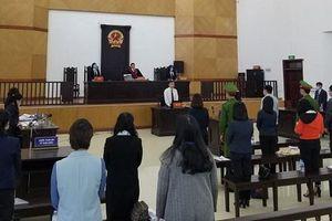 Ba cựu nữ cán bộ Ngân hàng Đại Dương kháng cáo xin nhẹ tội