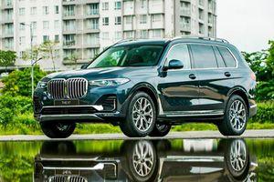 BMW X7 mới giảm tiền tỷ 'đấu' Mercedes GLS tại Việt Nam