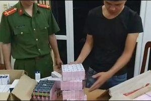 Bắc Giang: Phạt 8 triệu đồng 1 cá nhân kinh doanh thuốc chữa bệnh nhập lậu