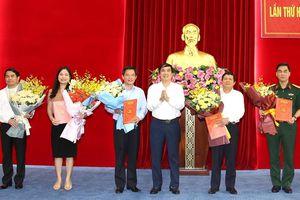 Bổ nhiệm nhân sự, lãnh đạo mới Lào Cai, Phú Thọ