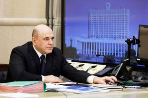 Thủ tướng Nga Mikhail Mishustin quay trở lại điều hành chính phủ