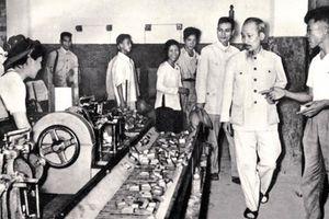 Hà Nội luôn nỗ lực không ngừng để xây dựng Thủ đô giàu đẹp như mong muốn của Bác Hồ