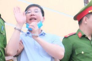 Gian lận điểm thi tại Hòa Bình Cựu trưởng phòng An ninh lĩnh án 6 năm tù