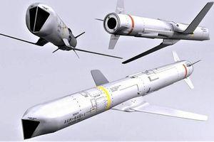 Tên lửa chống hạm đáng sợ AGM-84H/K SLAM-ER