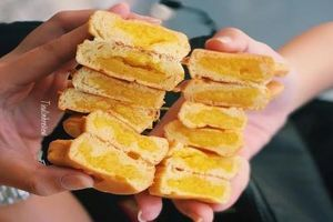 Hôm nay ăn gì: Thực đơn ăn xế hoàn hảo cho những cô nàng chỉ mê bánh