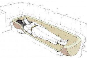 Bật nắp quan tài, phát hiện thi hài 'công chúa' 2.800 tuổi