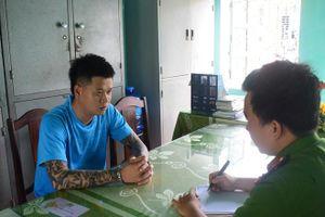 Tổ chức 'tiệc' ma túy mừng sinh nhật vợ, Quang 'Camel' bị công an bắt giữ