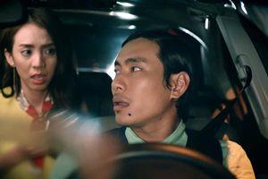 Thu Trang và Kiều Minh Tuấn thành một cặp 'lầy lội'