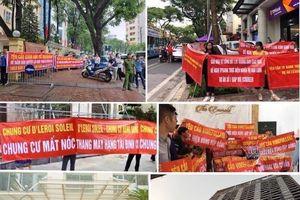 'Bắt bệnh' tranh chấp chung cư, Hà Nội sắp kiểm tra hàng loạt dự án