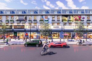 Đại Phát Mall Town hút nhà đầu tư nhờ vị trí đắt giá