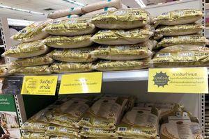 Thái Lan dự kiến đạt tổng sản lượng 24 triệu tấn gạo niên vụ 2020-2021