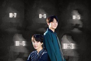 Các fan 'đoán già đoán non' tên nhân vật bí ẩn trong ảnh đếm ngược của Big Hit: Là Suga, Jungkook hay… không ai cả