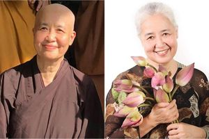 Sau 1 năm 'nương nhờ cửa Phật', cuộc sống chuyên gia ẩm thực Nguyễn Dzoãn Cẩm Vân giờ ra sao?