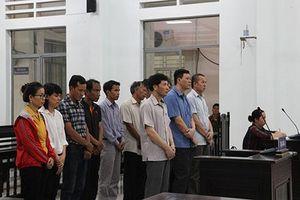 10/11 bị cáo tham ô ở Công ty Nam Khánh Hòa được giảm án