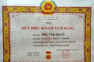 Vướng hương ước, Cựu chiến binh 50 tuổi Đảng chưa được chấp thuận về quê an táng