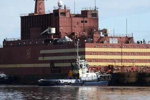 Nga vận hành nhà máy điện hạt nhân nổi đầu tiên trên thế giới