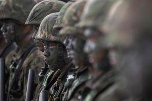 Nghi vấn về tình trạng bạo lực trong quân đội Thái Lan