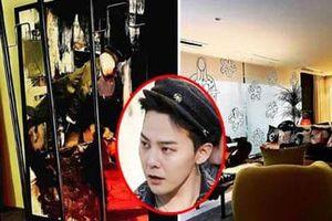 'Ông hoàng Kpop' G-Dragon decor penthouse 173 tỷ với những bức tranh treo tường siêu độc lạ