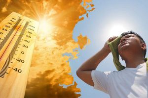 Các bệnh dễ mắc do nắng nóng